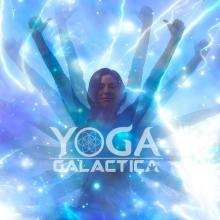 Yoga Galactica woman with many arms