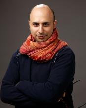 Hamid Rahmanian headshot